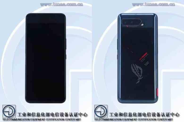 Asus Rog Phone 5 Tenaa