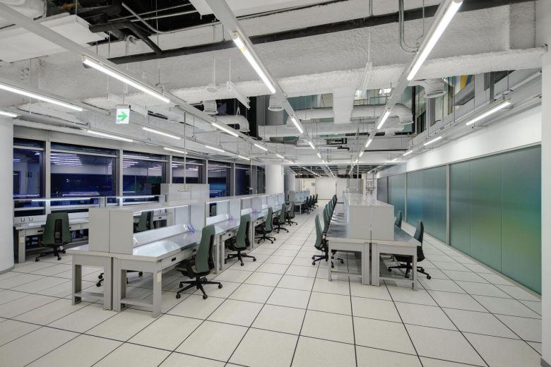 Google Campus Mit Einer Eigenen Hardware Engineering Einrichtung 2
