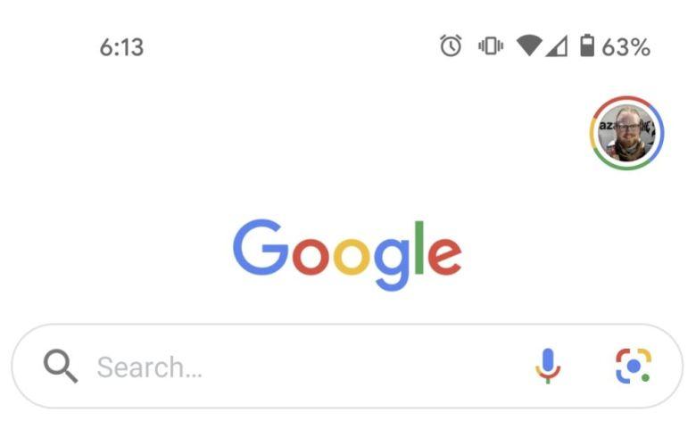 Google Chrome Neuer Tab Mit Lens Taste