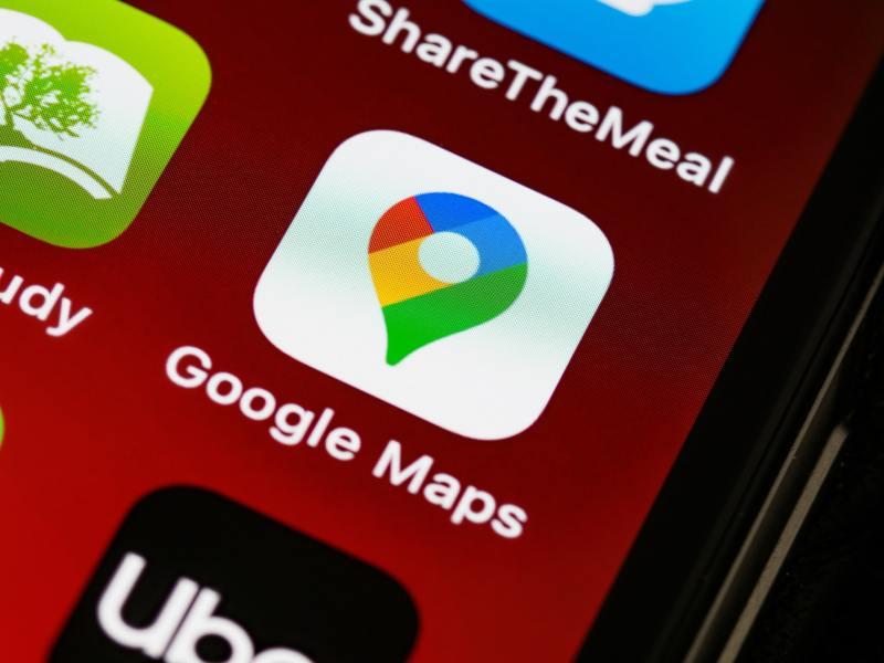 Google Maps Pexels Brett Jordan 5444631