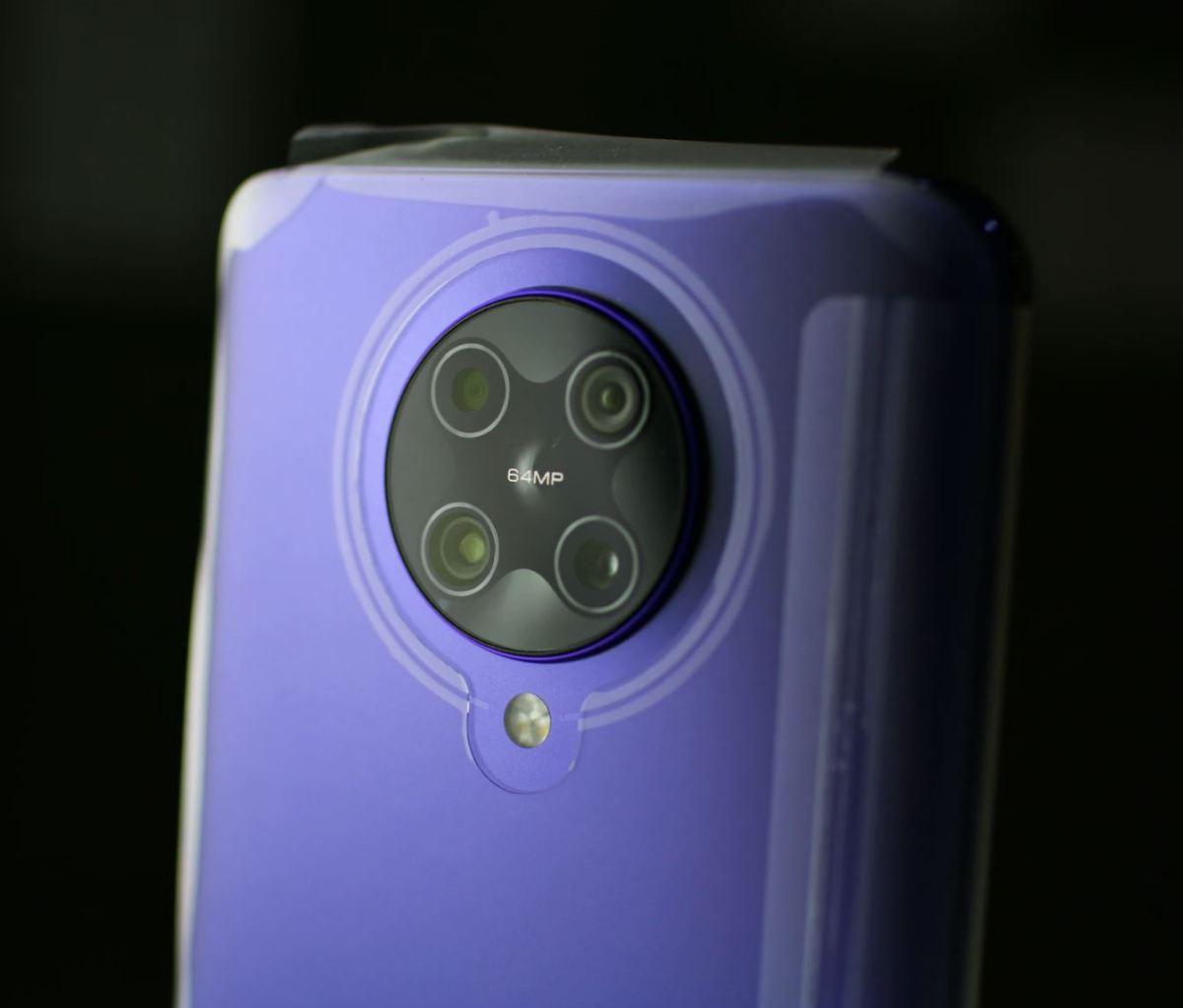 Poco F2 Pro Kamera Head