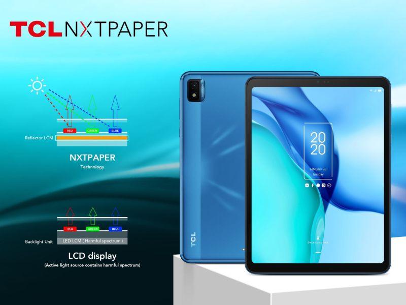 Tcl Nxtpaper Ces 2021