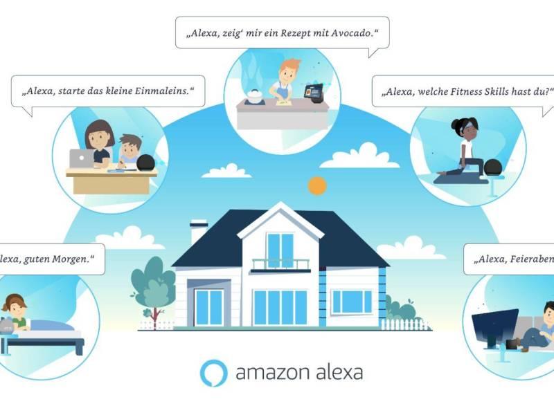 5 Alexa Tipps 12. Feb 2021