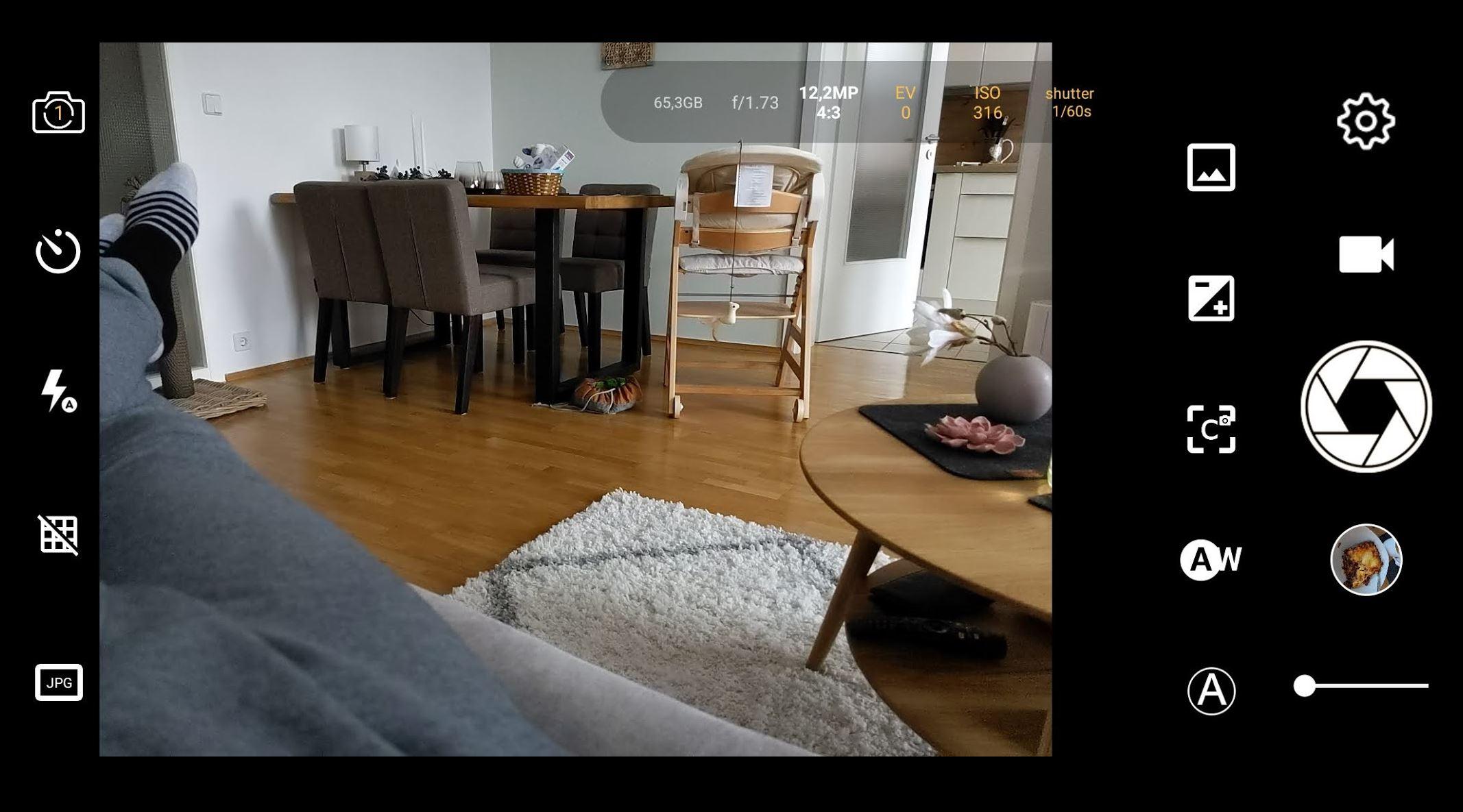 21 Euro gespart Manuelle Kamera App kostenlos   nur noch Samstag