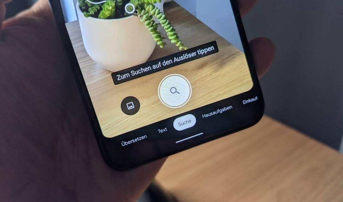 Google Lens App Head