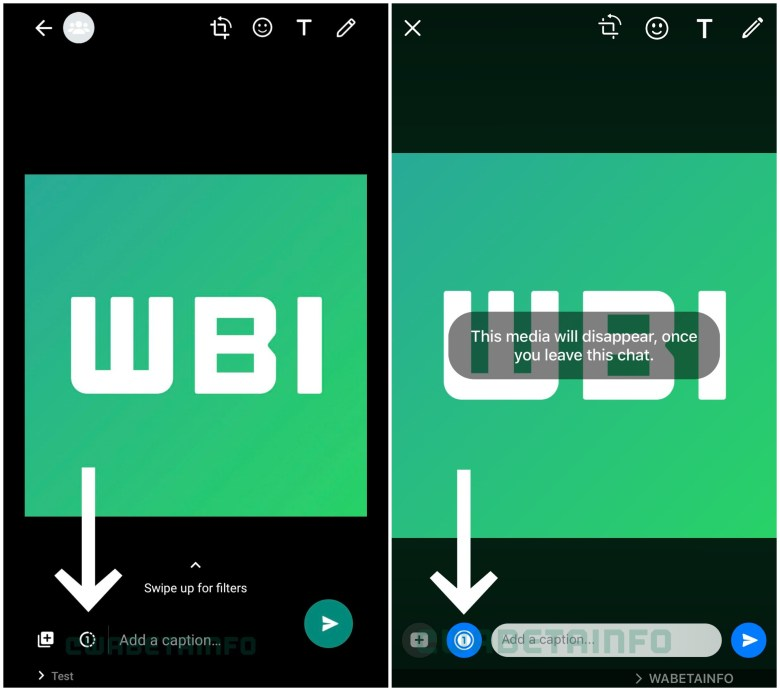 Whatsapp Timer Fotos Leak