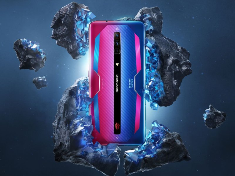 Zte Nubia Redmagic 6 Pro Gaming Smartphones 2