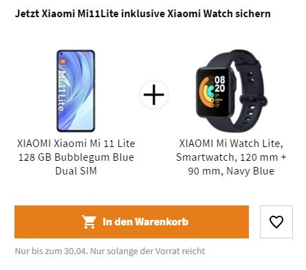 2021 04 22 09 56 28 Xiaomi Xiaomi Mi 11 Lite 128 Gb Bubblegum Blue Dual Sim Smartphone 128 Kaufe