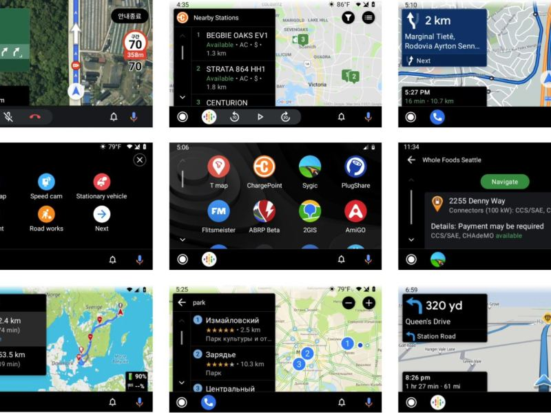 Drittanbieter Apps Android Auto
