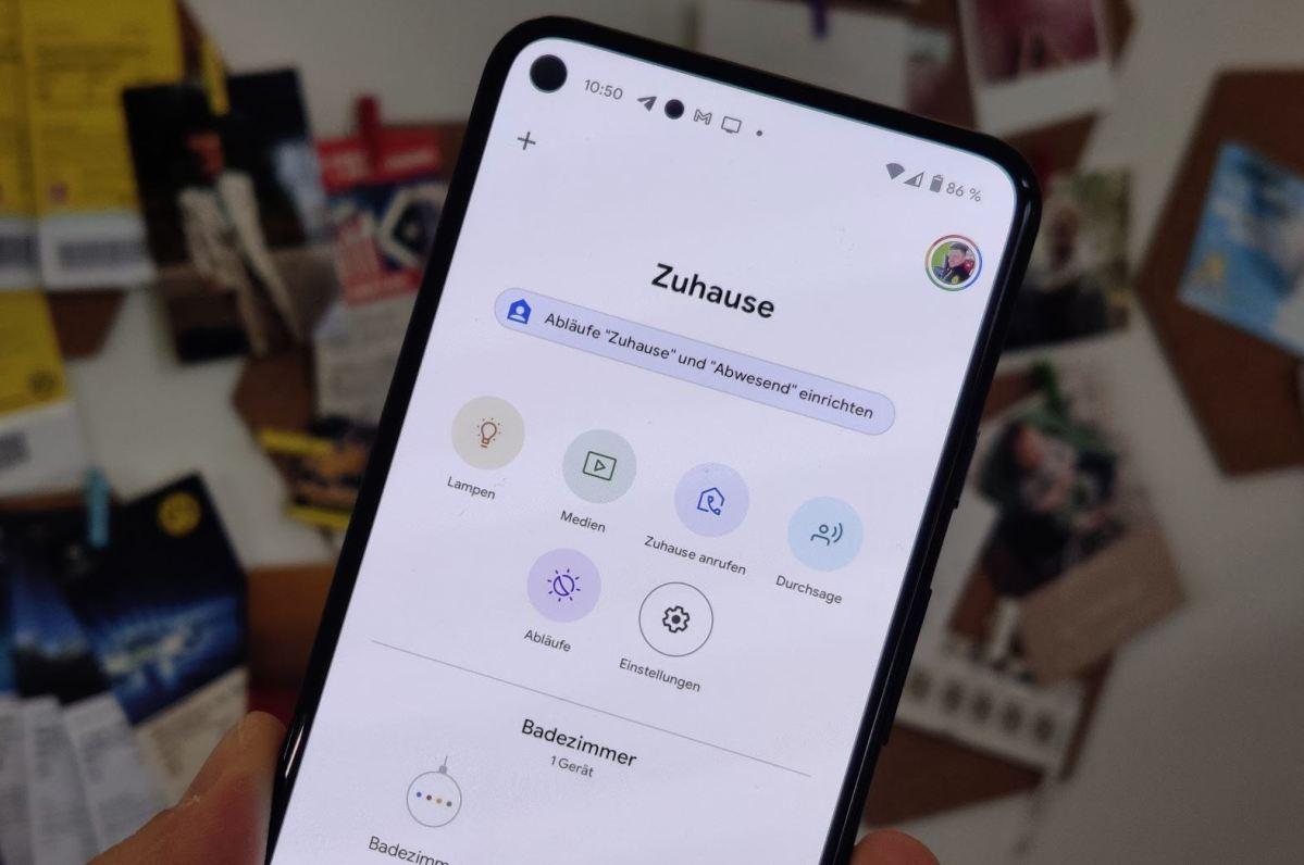 Google Home App Head 2