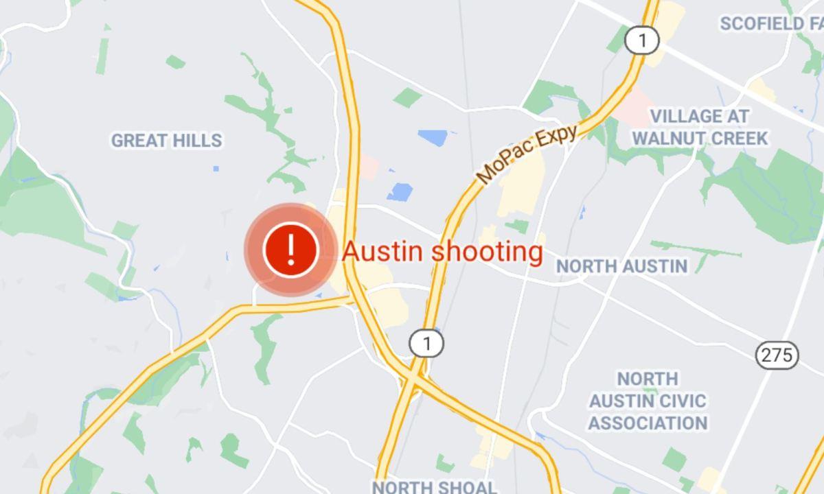 Google Maps Shooting Warnung 2
