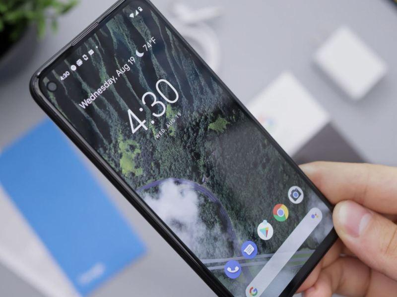 Google Pixel Head
