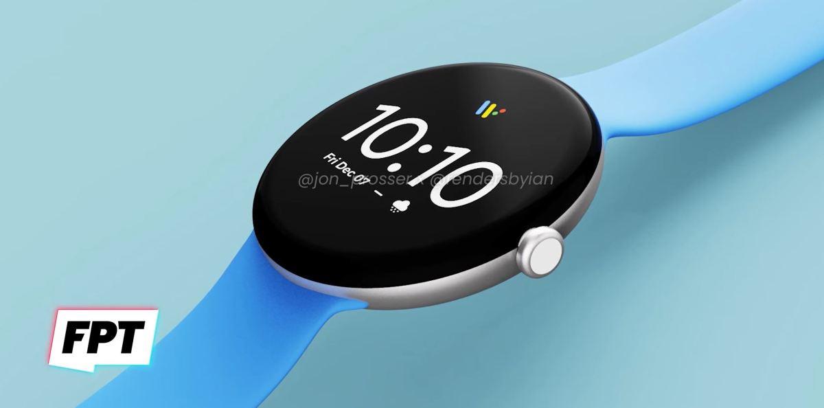 Google Pixel Watch Leak Fpt (2)