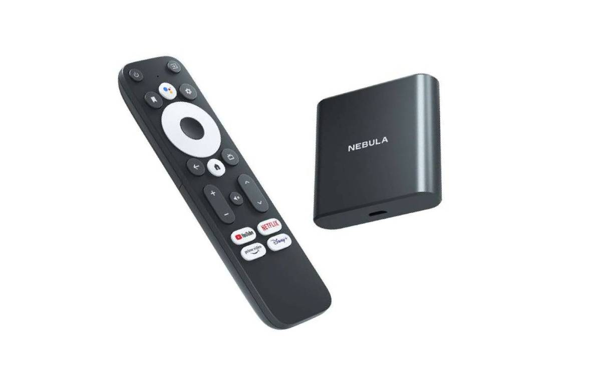 Anker 4k Tv Stick Android Tv Os