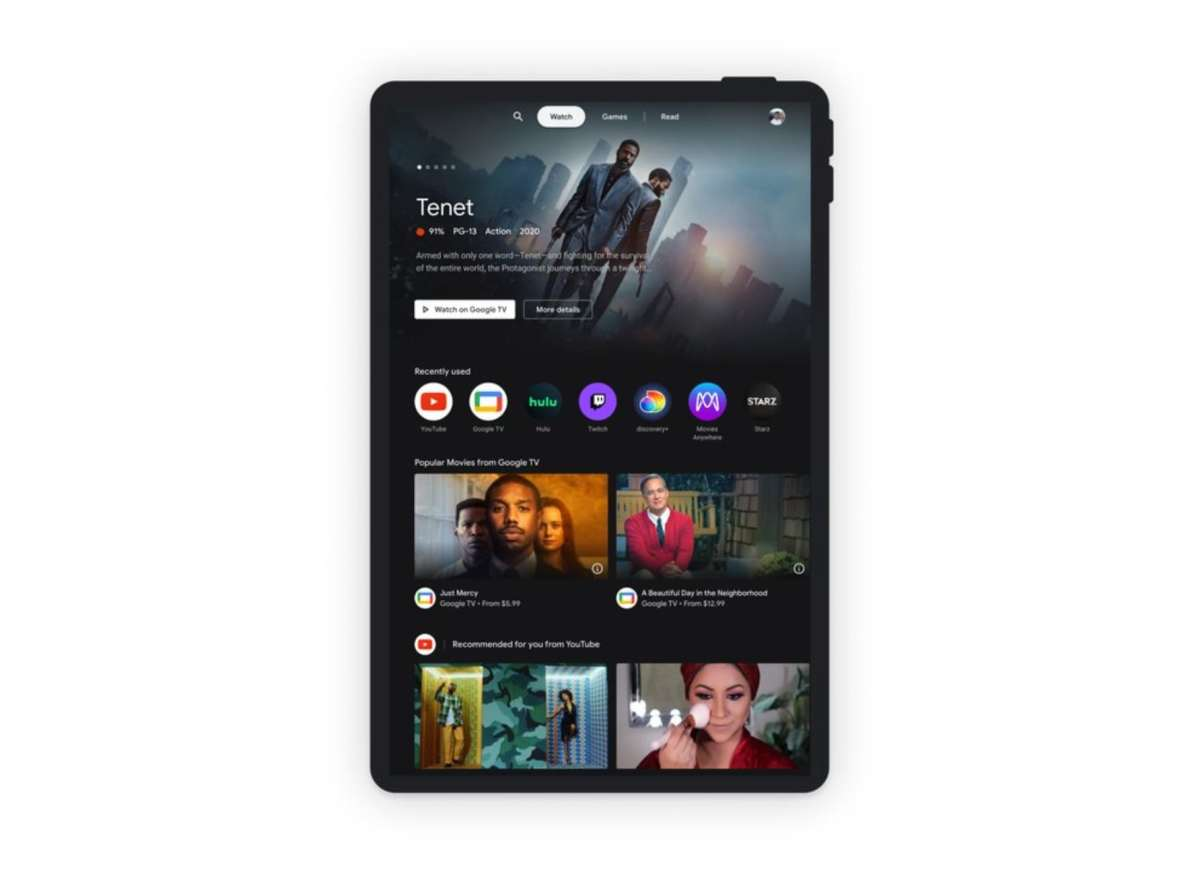 Google Entertainment Space 2