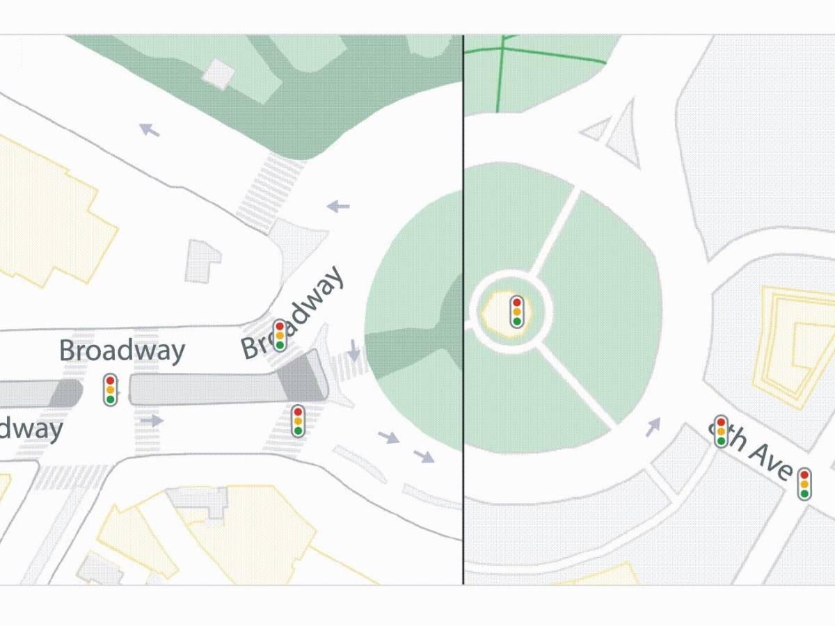 Google Maps Kartenupdate 2020 2021