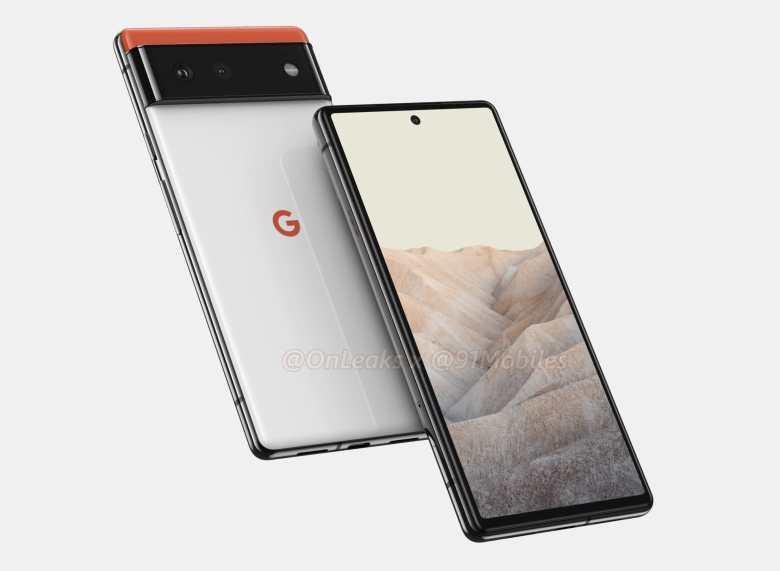 Google Pixel 6 Leak 3