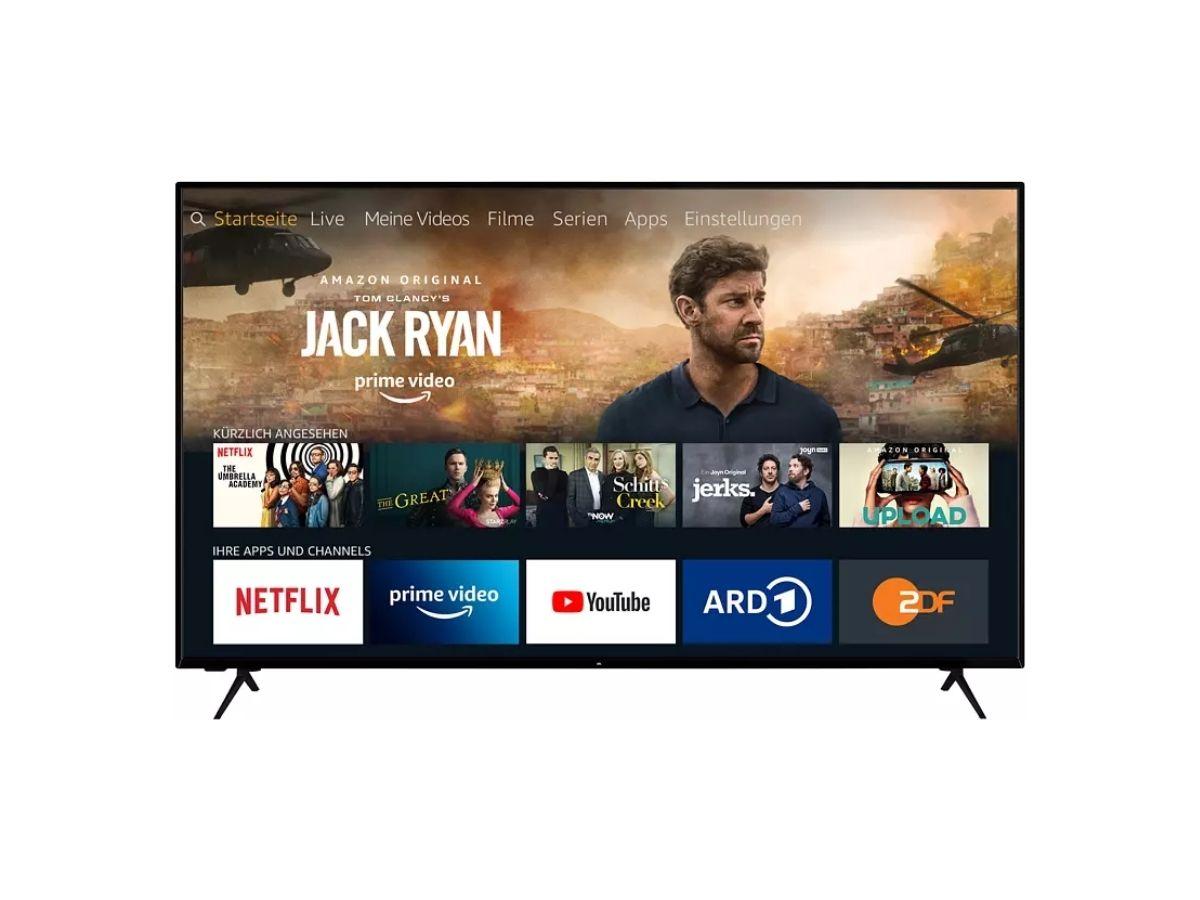 ok.: Drei neue Smart-TVs mit Fire TV und 4K von Eigenmarke bei MediaMarkt/Saturn