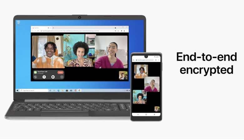 Facetime Browser