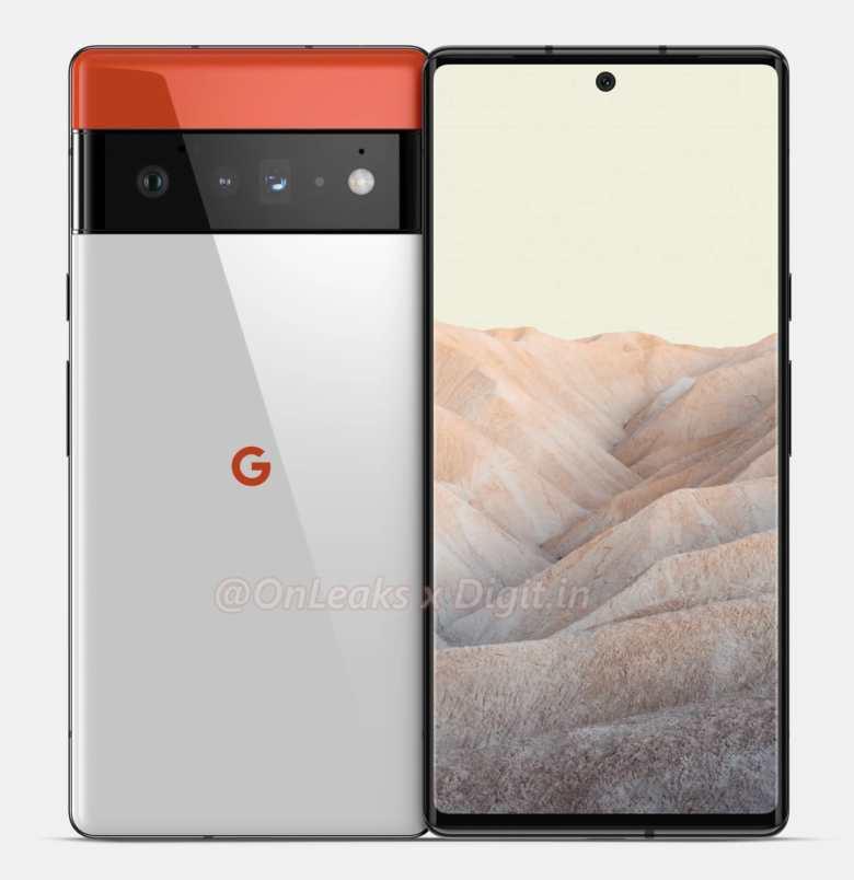 Google Pixel 6 Xl Pro Leak