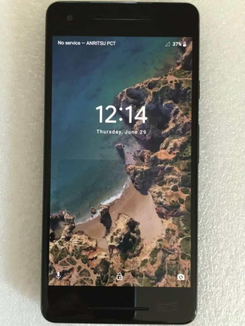 Htc Muskie Google Pixel 2 Xl Prototyp
