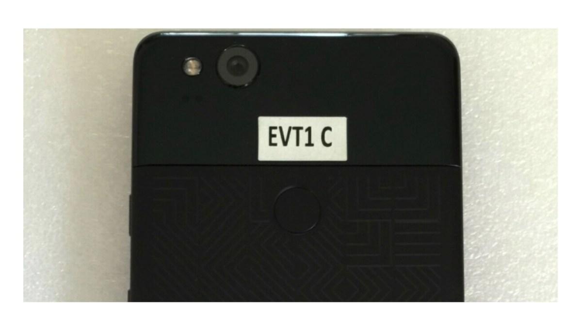 Htc Muskie Pixel 2 Prototyp