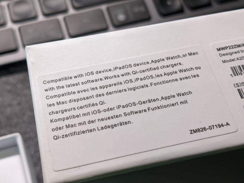 Apple Airpods Pro Falsch Bericht 6