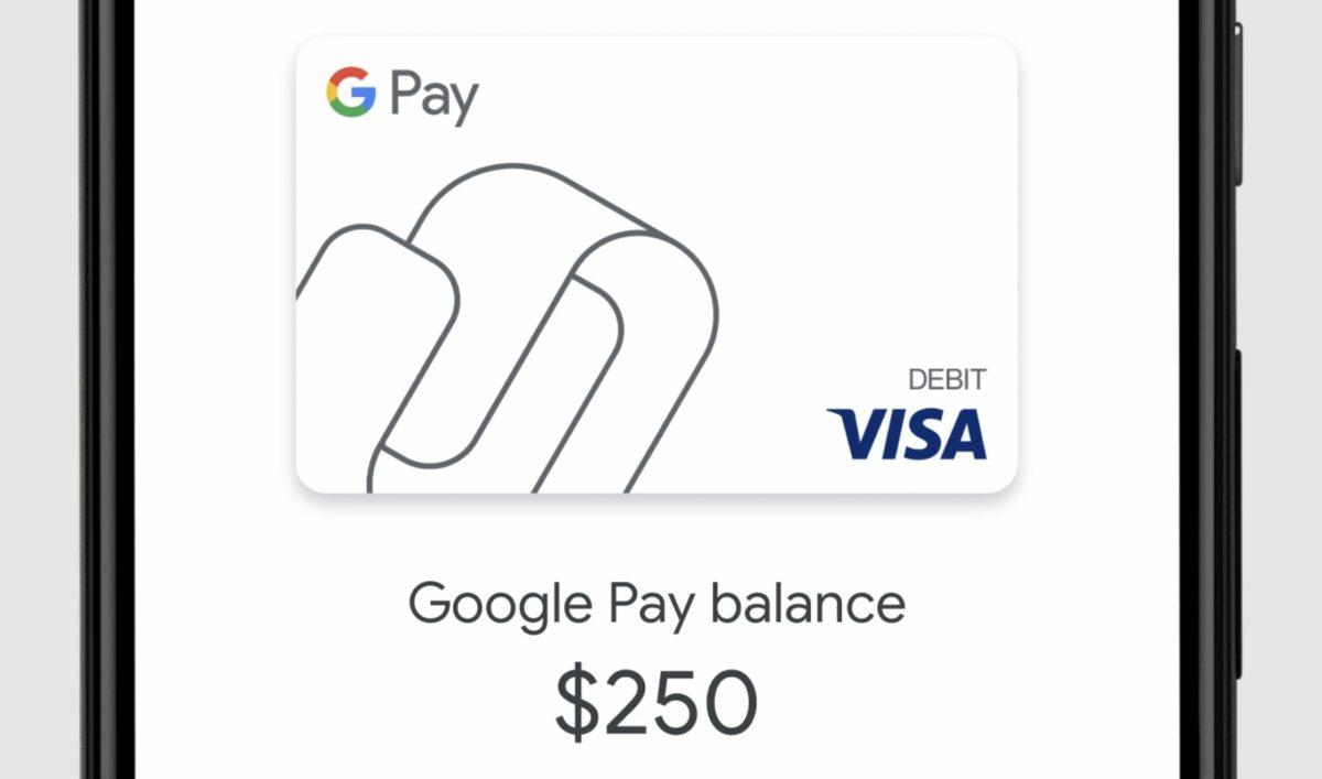 Google Pay Virtuelle Visa