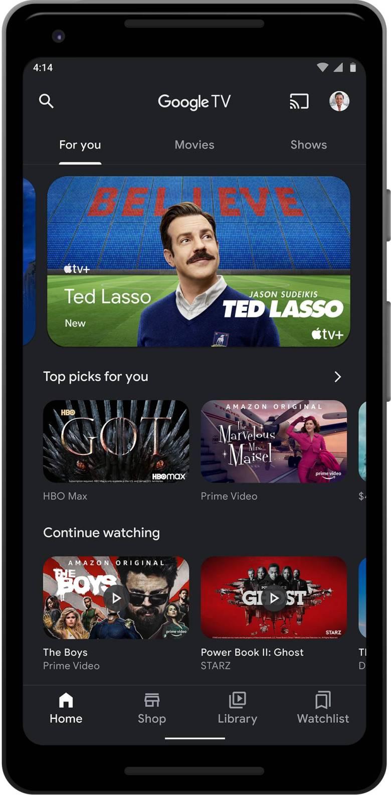 Google Tv App Juli 2021