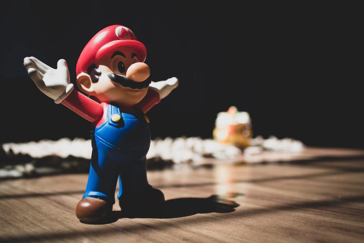 Nintendo Super Mario Claudio Luiz Castro R95vmwyn7a Unsplash