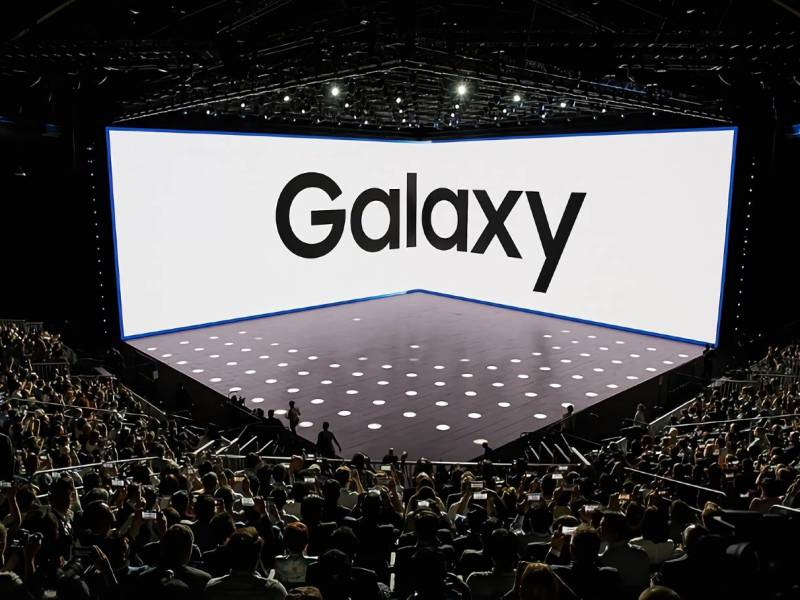 Samsung Galaxy Unpacked Header