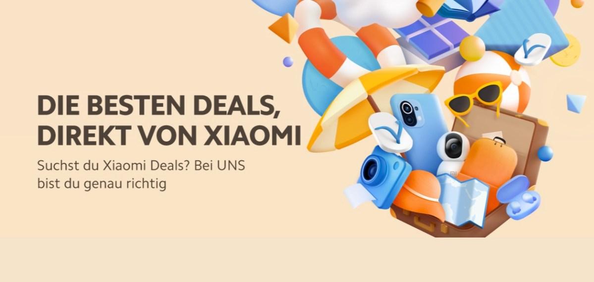 Xiaomi Deals Head