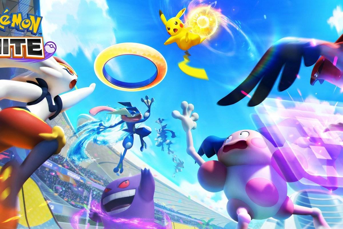 Pokemon Unite Switch Header