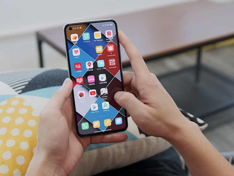 Xiaomi Smartphone Head
