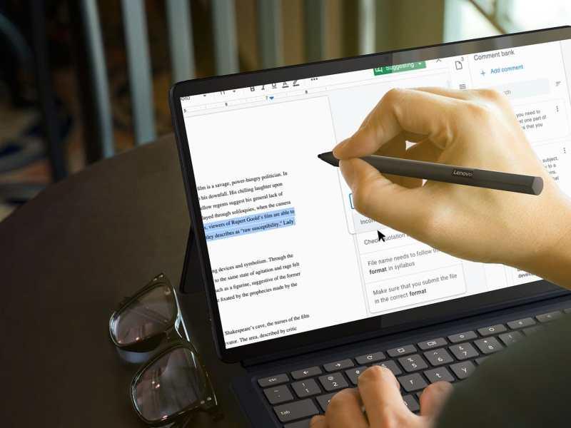 Lenovo Duet 5 Chromebook