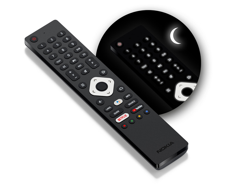 Neuer QLED-Fernseher: Nokia steht drauf, steckt aber nicht