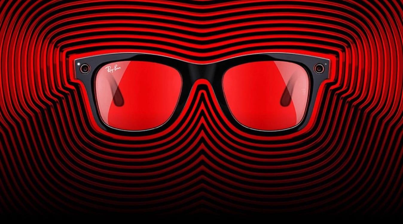 Facebook im Gesicht: Eine neue Ray-Ban-Brille mit Kamera