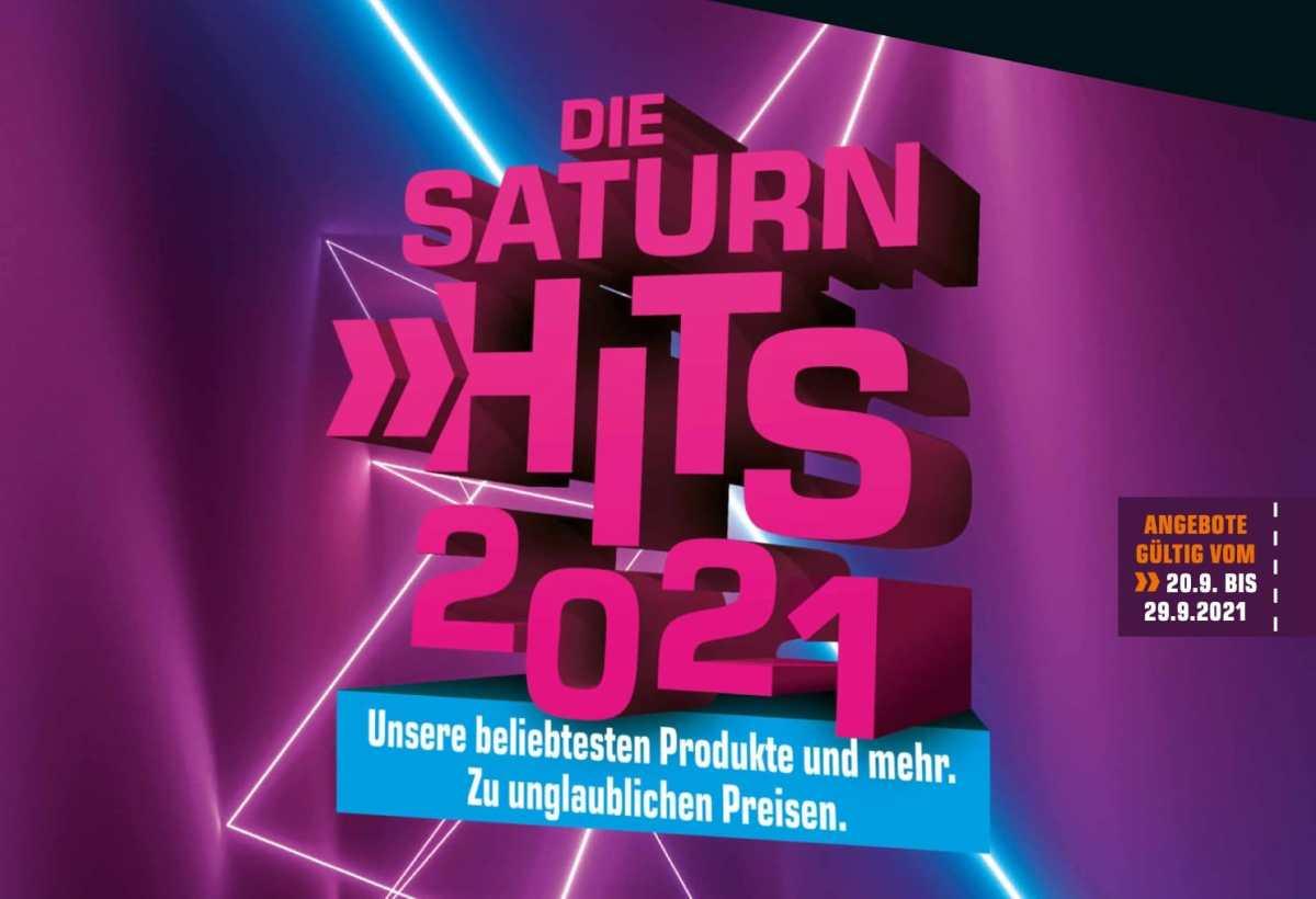 Saturn Hits 2021 Flyer