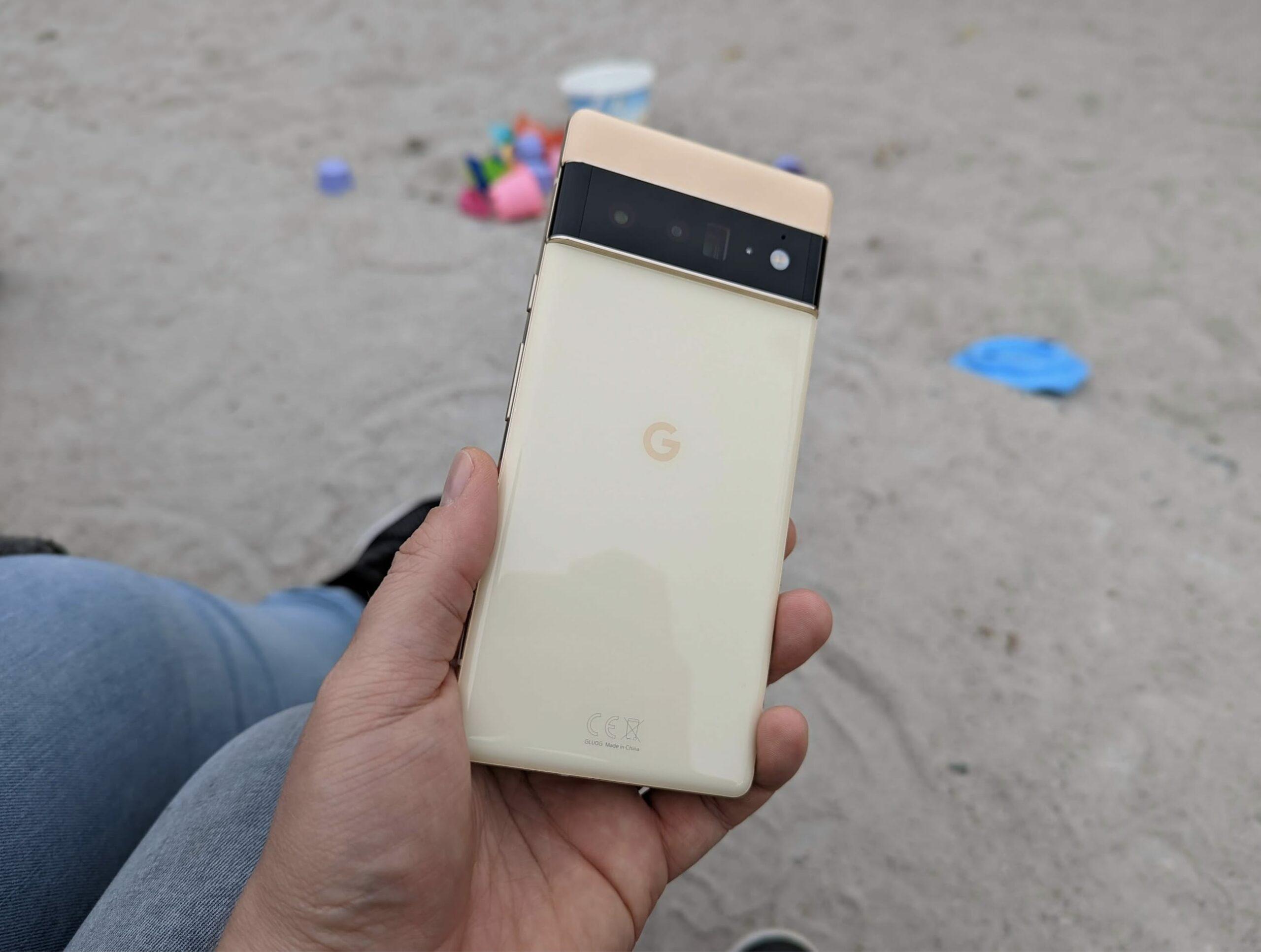 Googles Neue: Pixel 6 und Pixel 6 Pro in meinem Ersteindruck