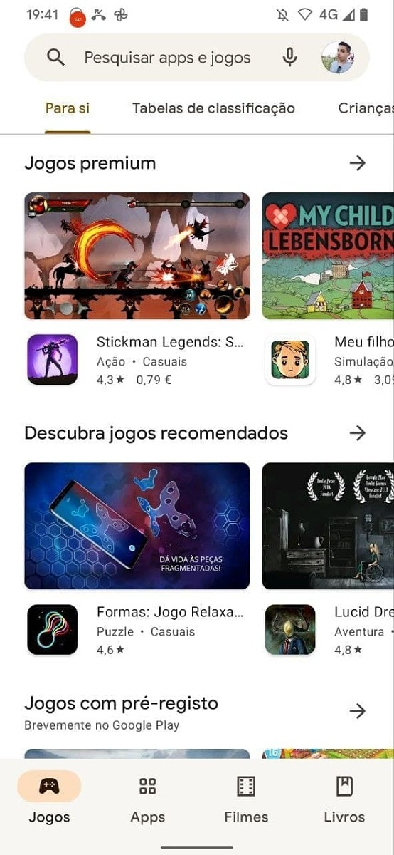Google Play Store Material You 2