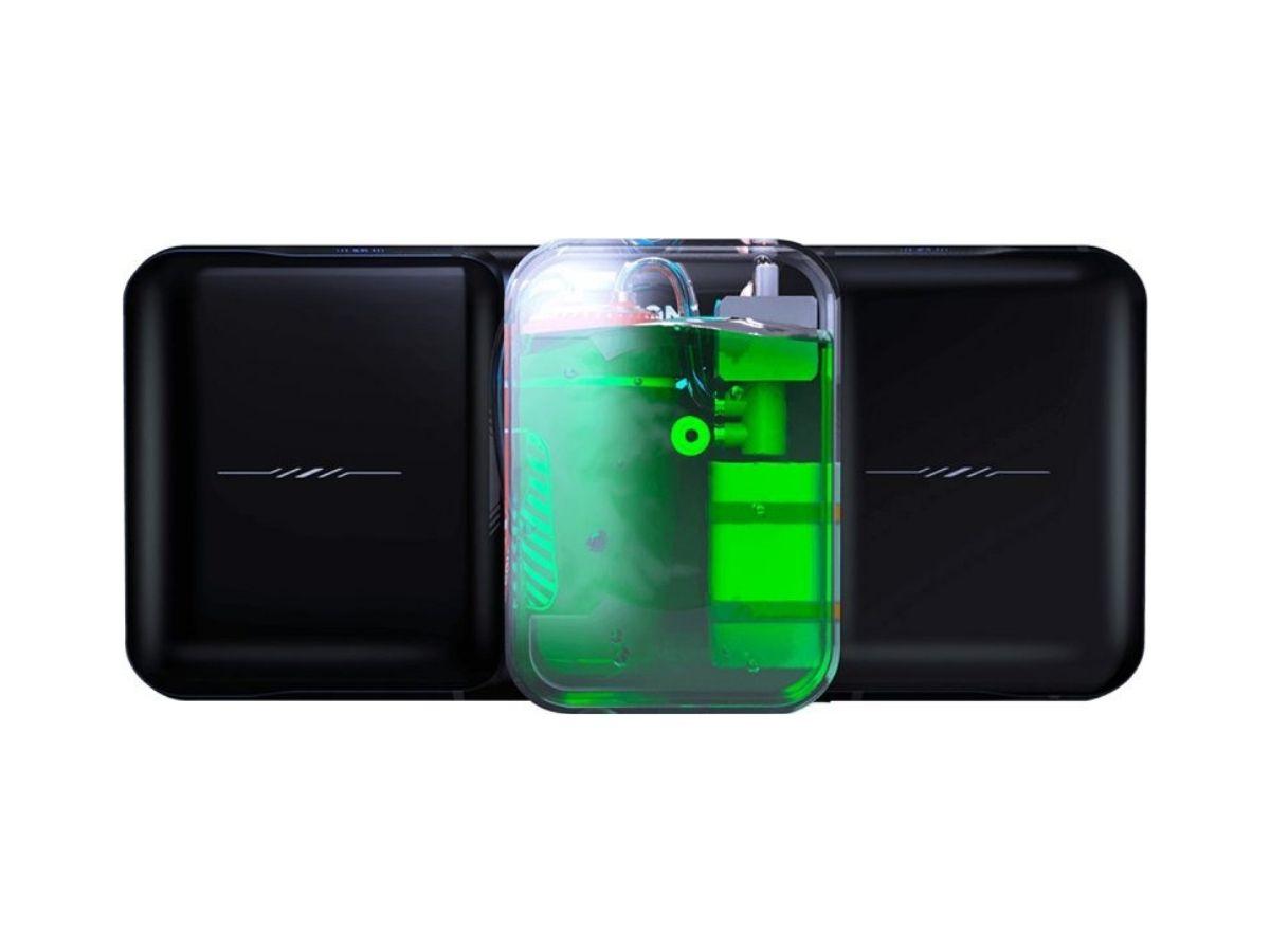 Smartphone mit verrückter Wasserkühlung war wohl in Planung