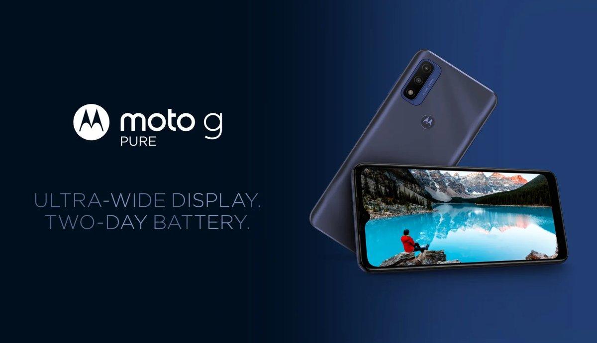 Moto G Pure Key Visual Horizontal.0
