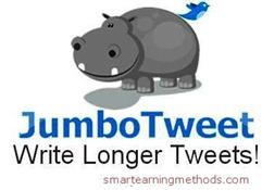 Jumbo tweets