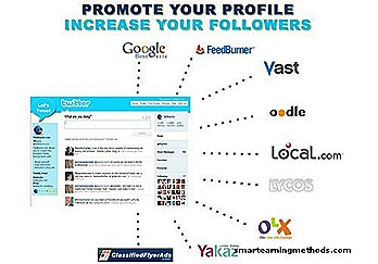 PROMOTE YOUR PROFILE