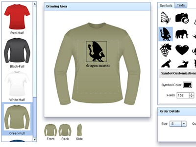 How can college students sell t shirts online and make for Create and sell t shirts online
