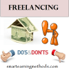 Freelancing Do's and Don'ts that you Must Know