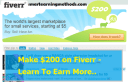 Make $200 on Fiverr – Learn To Earn More