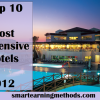 Top 10 Most Expensive Hotels in The World in 2012