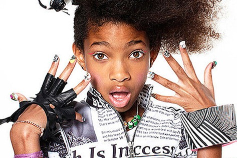 willow Smith - richest teen will smith