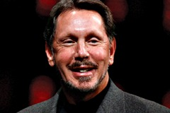 """<strong>CEO, Oracle, Redwood Shores, Calif. </strong>  As companies bulked up on business software over the past three years, Ellison snapped up 40 acquisitions for $25 billion. That gave him a breadth of offerings few rivals can match. Now he can pinpoint where customers are still spending and tailor packages they need. A top priority is to build on lucrative support contracts. """"The highest-margin portion of our business is now the largest portion of our business,"""" he says. Oracle's operating profits stand at 46% of sales, among the best in tech. No wonder its shares closed 2008 down only 21%—half as bad as the Nasdaq and S&P 500 indexes."""